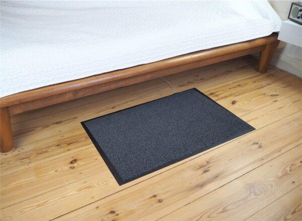 Klingelmatte Variante Floorbelag anthrazit